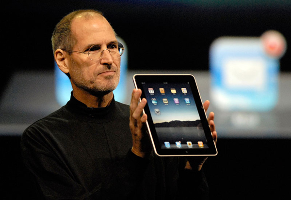 Steve Jobs kanatlandı!