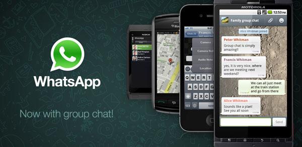 whatsapp+android+market