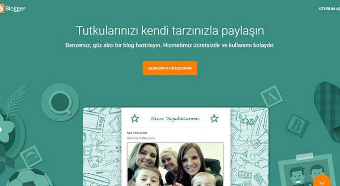 Blog açmak için kullanabileceğiniz ücretsiz servisler