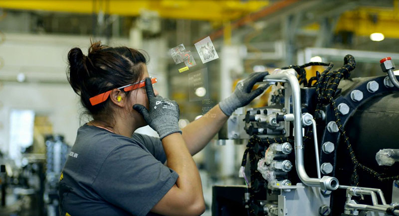 Akıllı gözlük işletmelerde verimliliği nasıl artıyor?