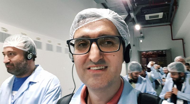 akıllı telefon üretimi