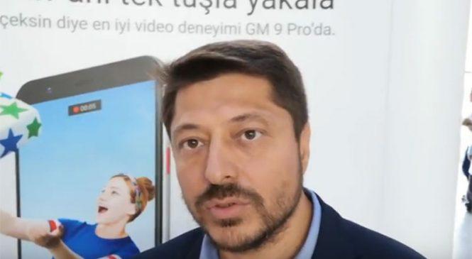 Muzaffer Gölcü ile yerli akıllı telefon üretimini konuştum