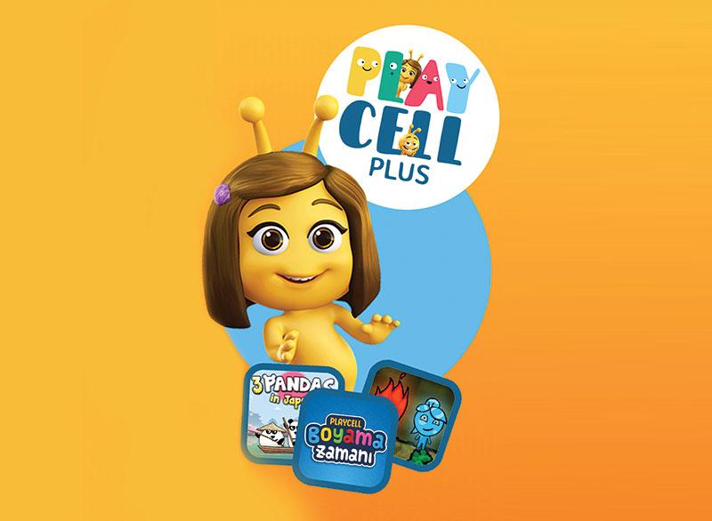 Playcell reklâmsız oyun paketleriyle ailelerin içi rahat olacak