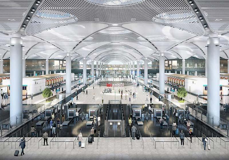 Yeni havalimanına Turkcell imzası