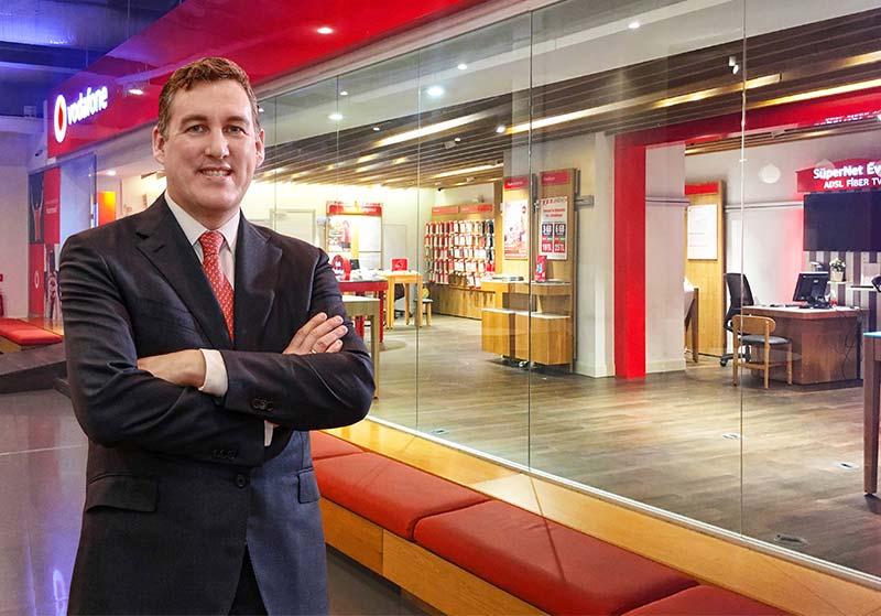 Colman Deegan Vodafone