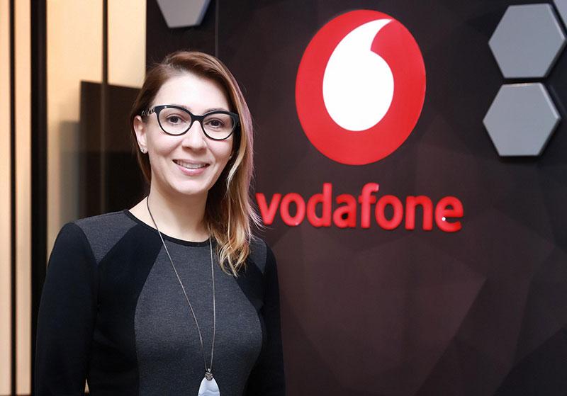 Meltem Bakiler Şahin Vodafone
