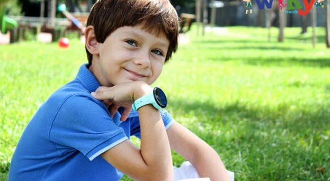 Çocuklarınızın güvenliği için WIKY S akıllı çocuk saati