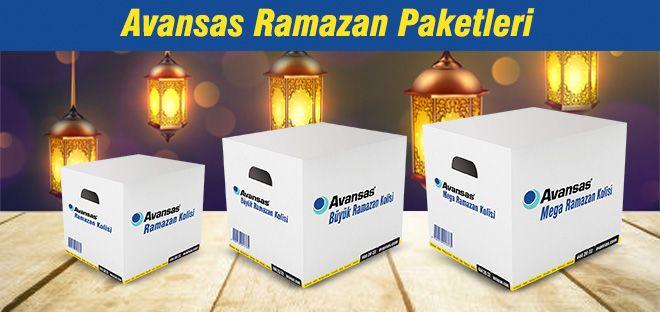 avansas ramazan paketi