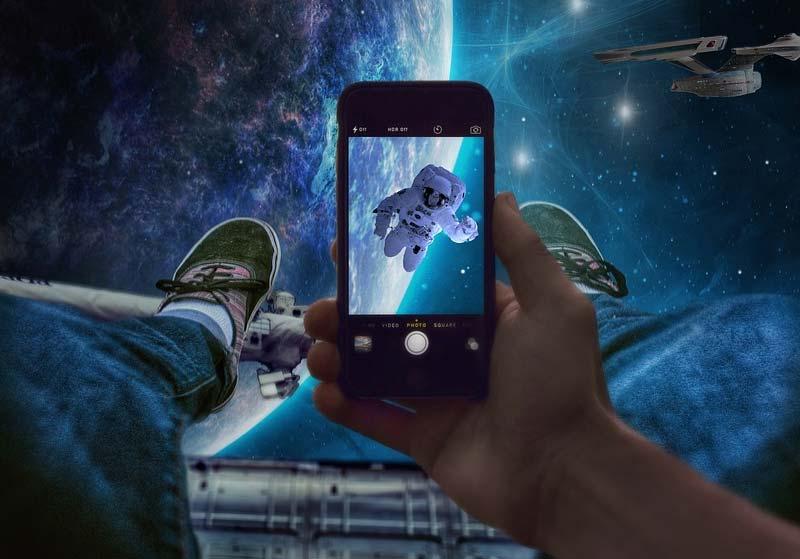 Uzay meraklıları için mobil uygulama önerileri