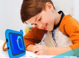 Çocuklar için güvenli tablet