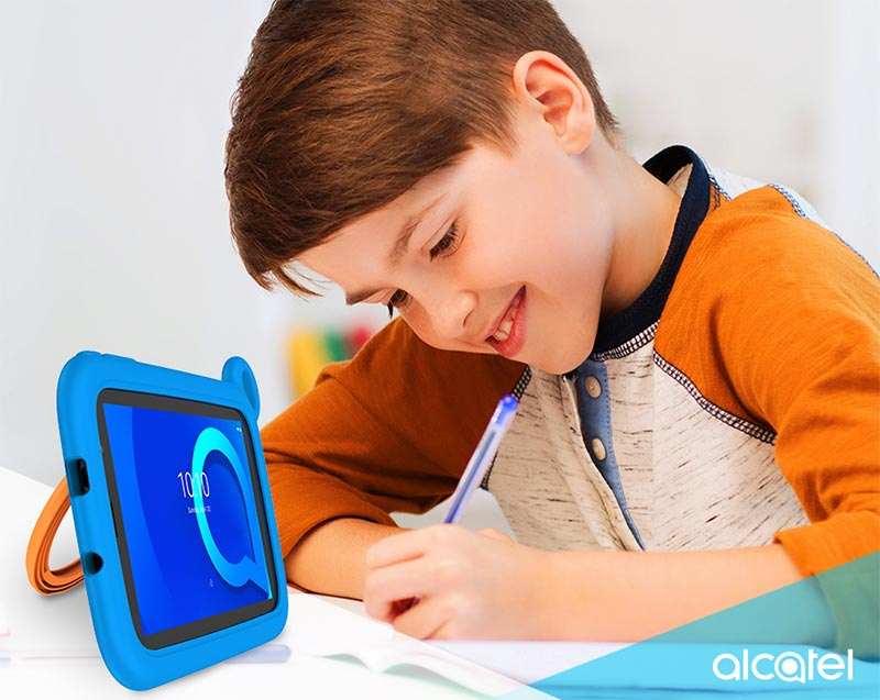 güvenli tablet Alcatel 1T 7