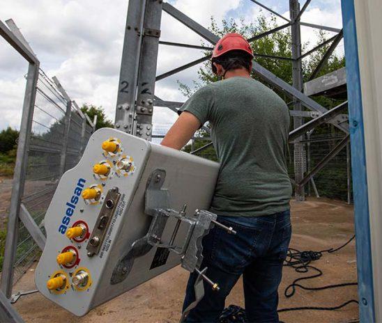5G uyumlu milli antenle ilk sinyal