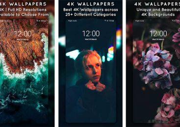 Telefonunuz için en popüler duvar kâğıdı uygulamaları