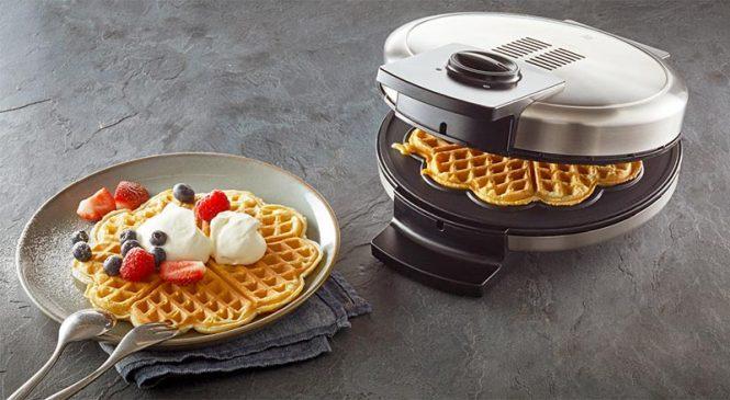 Evde 'waffle' yapmanın pratik yolu