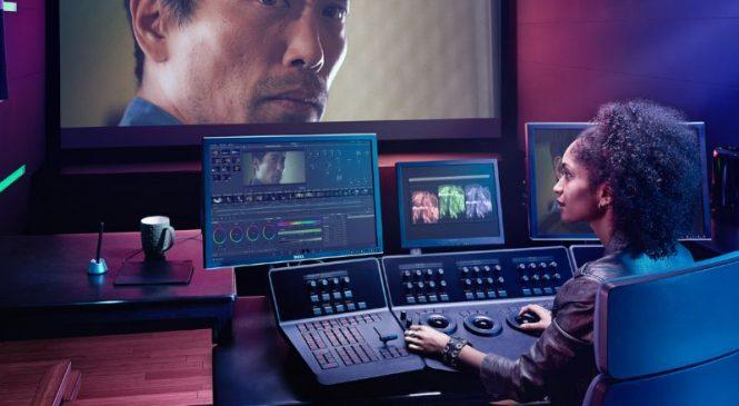 Video kurgu için ücretsiz profesyonel yazılım: DaVinci Resolve