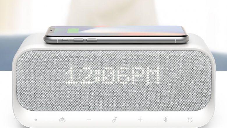 Alarmlı radyo ve akıllı telefonun mükemmel uyumu