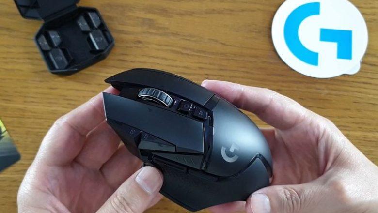 Kablolu oyun farelerini aratmayan Logitech G502 Lightspeed kutu açılışı