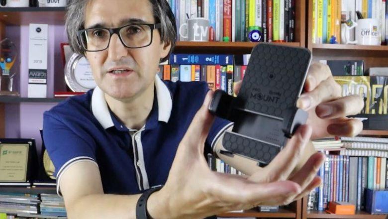 Otomobilde telefonunuzu kablosuz şarj edin | Celly Pro Mount incelemesi