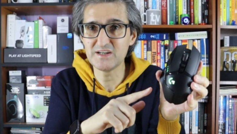 Kablosuz oyuncu faresi | Logitech G502 Lightspeed incelemesi