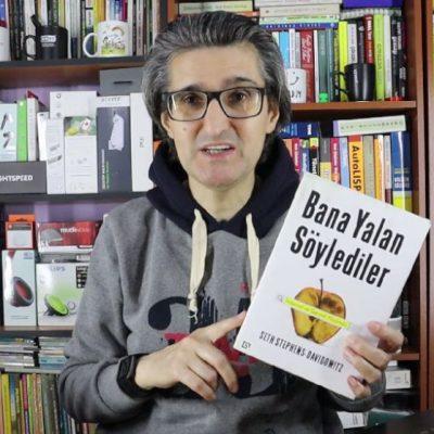 Kitap: Bana Yalan Söylediler [İnternet ve Gerçek Yüzümüz] – Seth Stephens-Davidowitz