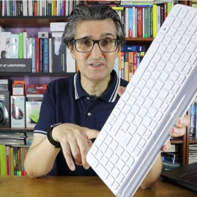 Logitech MK470 Slim Combo   Minimalist kablosuz klavye ve fare seti