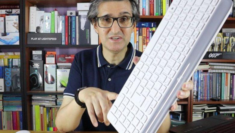 Logitech MK470 Slim Combo | Minimalist kablosuz klavye ve fare seti
