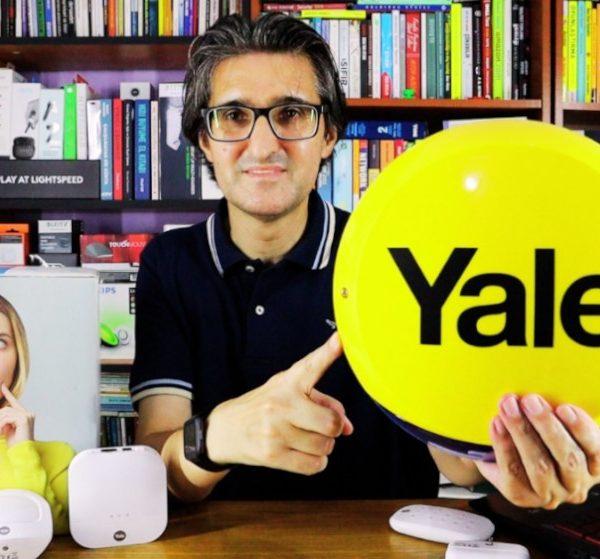 Aidatsız alarm sistemi   Yale Sync Akıllı Ev Alarmı incelemesi