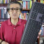 Profesyonellere özel kablosuz klavye   Logitech MX Keys incelemesi